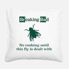 Breaking Bad Fly Square Canvas Pillow