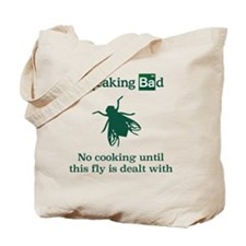 Breaking Bad Fly Tote Bag