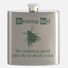 Breaking Bad Fly Flask