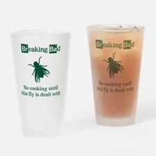 Breaking Bad Fly Drinking Glass