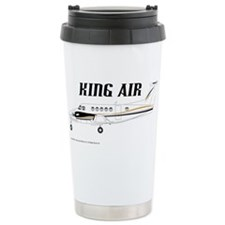Cute Aircraft engineer Travel Mug