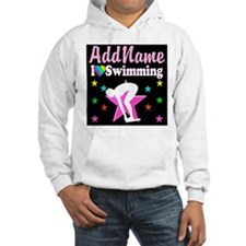 AWESOME SWIMMER Hoodie