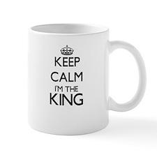 Keep calm I'm the King Mugs