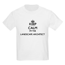 Keep calm I'm the Landscape Architect T-Shirt