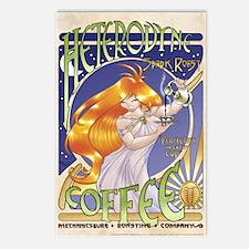 Spark Roast Coffee Postcards (package Of 8)
