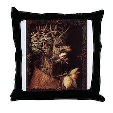 Winter Throw Pillow