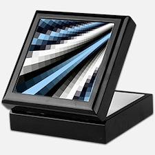 Grid Keepsake Box