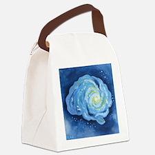 Cute Brain Canvas Lunch Bag