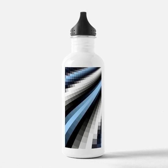 Grid Water Bottle