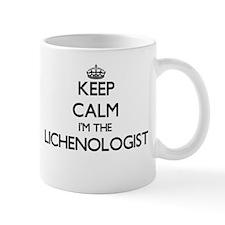 Keep calm I'm the Lichenologist Mugs