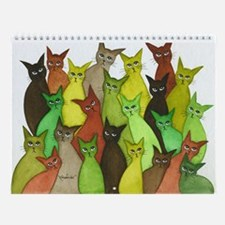 Lori Alexander Good Cat Wall Calendar