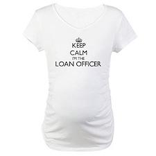 Keep calm I'm the Loan Officer Shirt