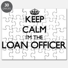 Keep calm I'm the Loan Officer Puzzle