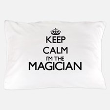 Keep calm I'm the Magician Pillow Case