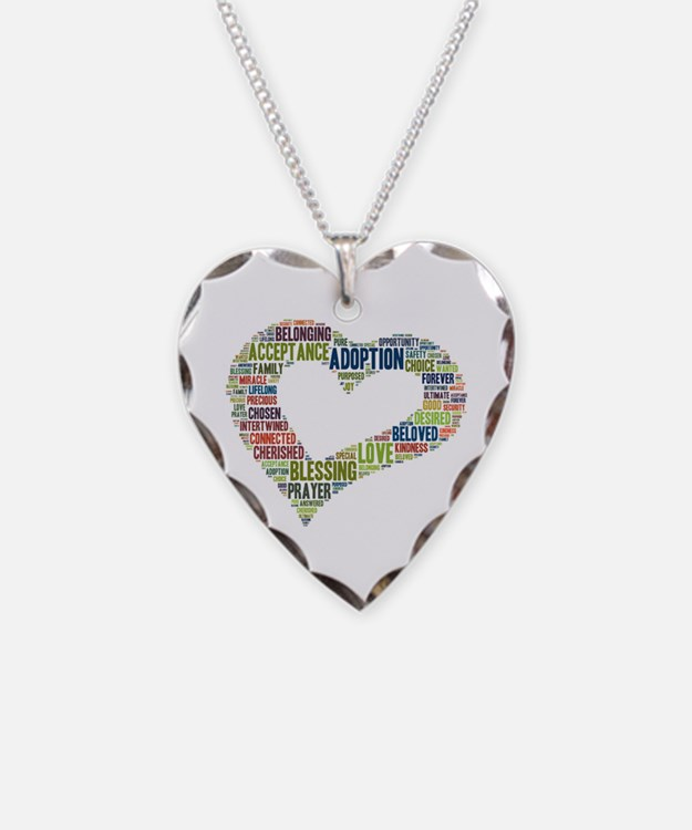 heart fulfilled Necklace