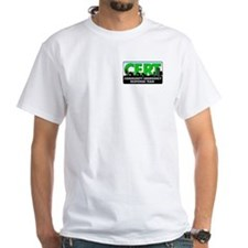 CERT Shirt, logo front & back
