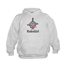 RoboGirl Hoodie