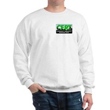 CERT Sweatshirt-white or gray