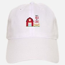 Milk The Cows Baseball Baseball Baseball Cap