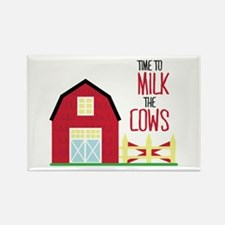 Milk The Cows Magnets