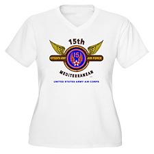 15TH ARMY AIR FORCE* ARMY AIR CO Plus Size T-Shirt