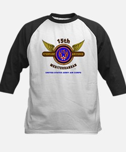 15TH ARMY AIR FORCE* ARMY AIR CORP Baseball Jersey