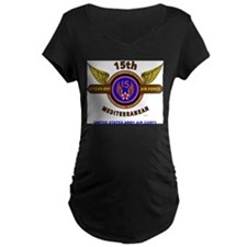 15TH ARMY AIR FORCE* ARMY AIR CO Maternity T-Shirt