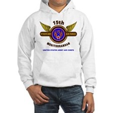 15TH ARMY AIR FORCE* ARMY AIR CO Hoodie