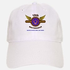 15TH ARMY AIR FORCE* ARMY AIR CORPS* WORLD WAR Baseball Baseball Cap
