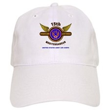 15TH ARMY AIR FORCE* ARMY AIR CORPS* WORLD WAR Baseball Cap