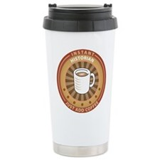 Cute Historian Travel Mug