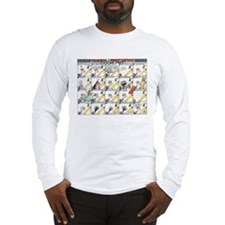 Cute Toulouse lautrec Long Sleeve T-Shirt