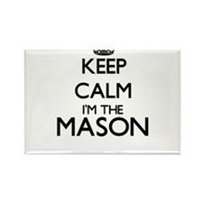 Keep calm I'm the Mason Magnets