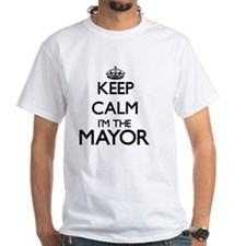 Keep calm I'm the Mayor T-Shirt