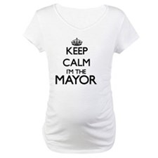 Keep calm I'm the Mayor Shirt