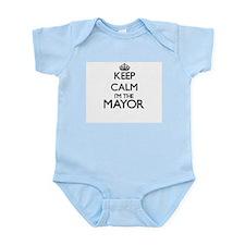 Keep calm I'm the Mayor Body Suit