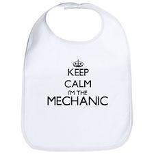 Keep calm I'm the Mechanic Bib