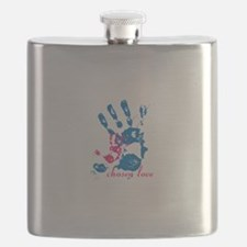 i'll hold your hand Flask