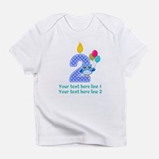 2nd Birthday Infant T-Shirt
