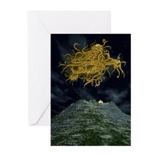 Yog Sothoth Greeting Cards (Pk of 10)