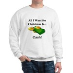 Christmas Cash Sweatshirt