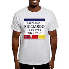Cute Faster T-Shirt