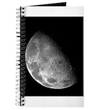 Moon by Galileo Spacecraft Journal