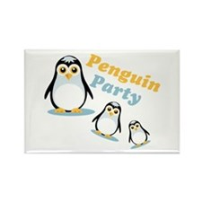 Penguin Party Magnets