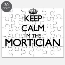 Keep calm I'm the Mortician Puzzle
