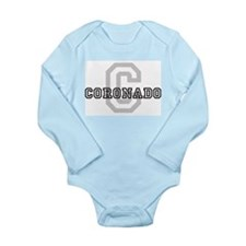 Cute Calizxcfornia Long Sleeve Infant Bodysuit