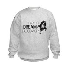 Explore Dream Discover Sweatshirt