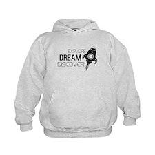 Explore Dream Discover Hoodie