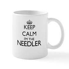 Keep calm I'm the Needler Mugs