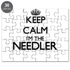 Keep calm I'm the Needler Puzzle